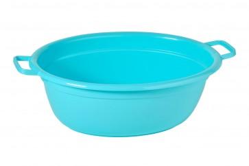 Plastový lavor, modrý, 40 l