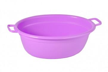Plastový lavor, fialový, 60 l