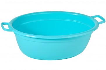 Plastový lavor, modrý, 60 l