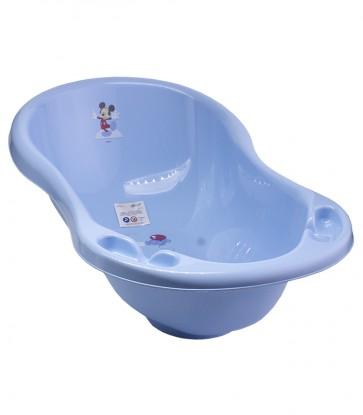 Dětská vanička v modré barvě s motivem Mickey - 84x49x30 cm - POSLEDNÍCH 5 KS