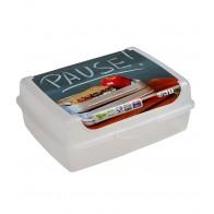 "Plastový box Deco ""Pause midi"" - 1l, 17x13x6,5 cm"