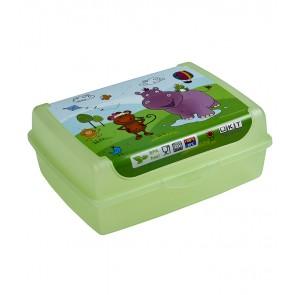 "Plastový box Deco ""Hippo midi"" - 1l, 17x13x6,5 cm"