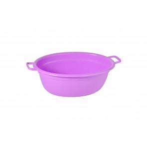 Plastový lavor, fialový, 12 l