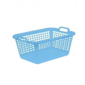 Koš na prádlo XL, modrý