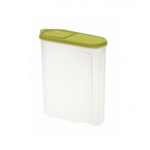 Dóza zelená, 2,6l - POSLEDNÍCH 10 KS