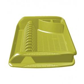 Odkapávač na nádobí, zelený - POSLEDNÍ 4 KS