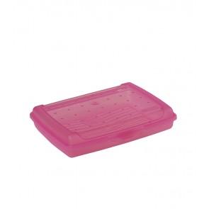 Plastový box MINI - růžový