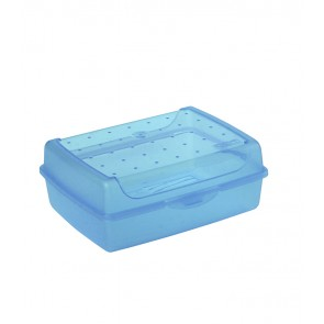 Plastový box MIDI - modrý