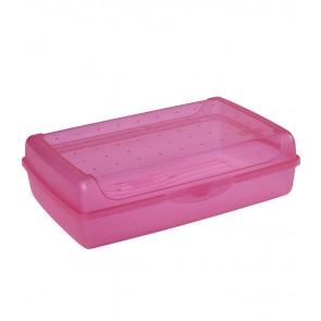 Plastový box MAXI - růžový