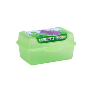 """Plastový box Deco """"Hippo micro"""" - 0,35l, 11 x 7,5 x 6 cm - POSLEDNÍ 3 KS"""