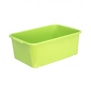 Plastový box Magic, velký, zelený, 30x20x11 cm