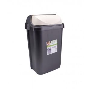 """Odpadkový koš """"Roll-Top"""" 25 l, grafit"""
