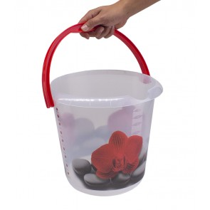 Plastový kbelík Fashion
